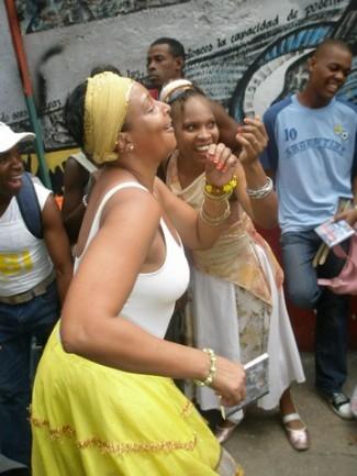 Rumba. La Habana